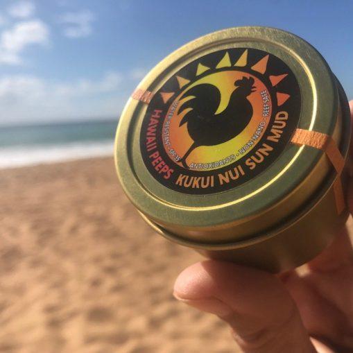 Kukui Nui Sun Mud Hawaii Sunscreen