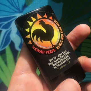 Hawaii Peeps Best Mineral Sunscreen Stick