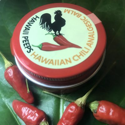 Hawaiian Chili Analgesic Balm