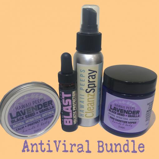 Antibacterial Antiviral Bundle