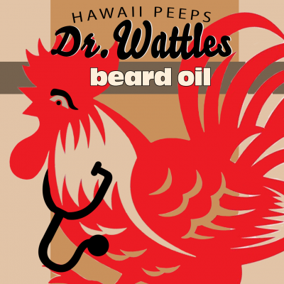 Hawaii Beard Oil