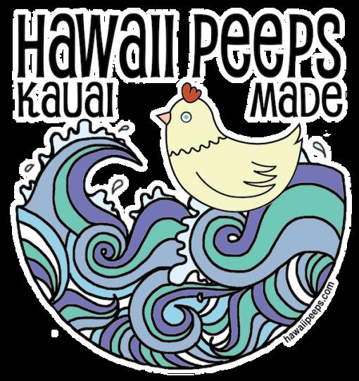 Hawaii Peeps Brand