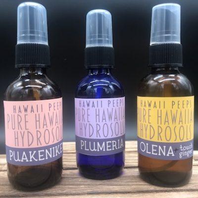 Pure Hawaiian Hydrosols
