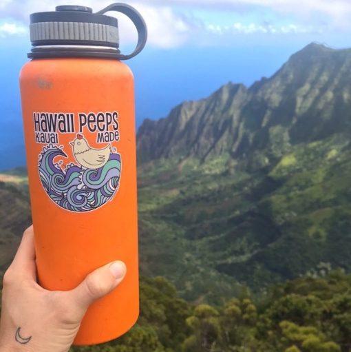 Hawaii Hydro Flask Sticker
