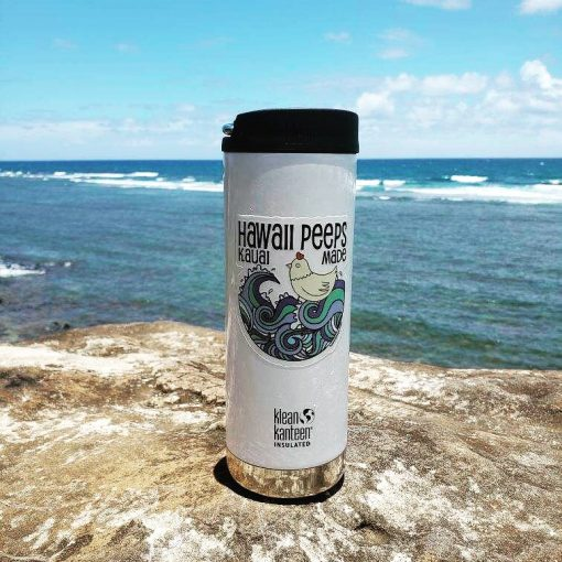 Hawaii Peeps Brand Sticker